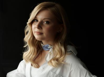 Daria Ivnitskaya is the founder of thanky