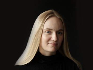 Lara Kalashnikova is co-founder of Tblondi