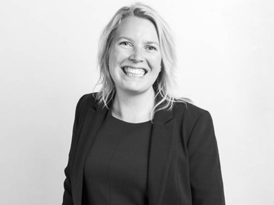 A photo of Lina Behrens, Managing Director of Flying Health