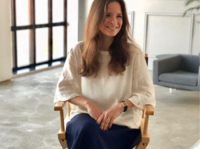 A photo of Sigrid Dalberg Krajewski, Director of Global Corporate Communications, Delivery Hero
