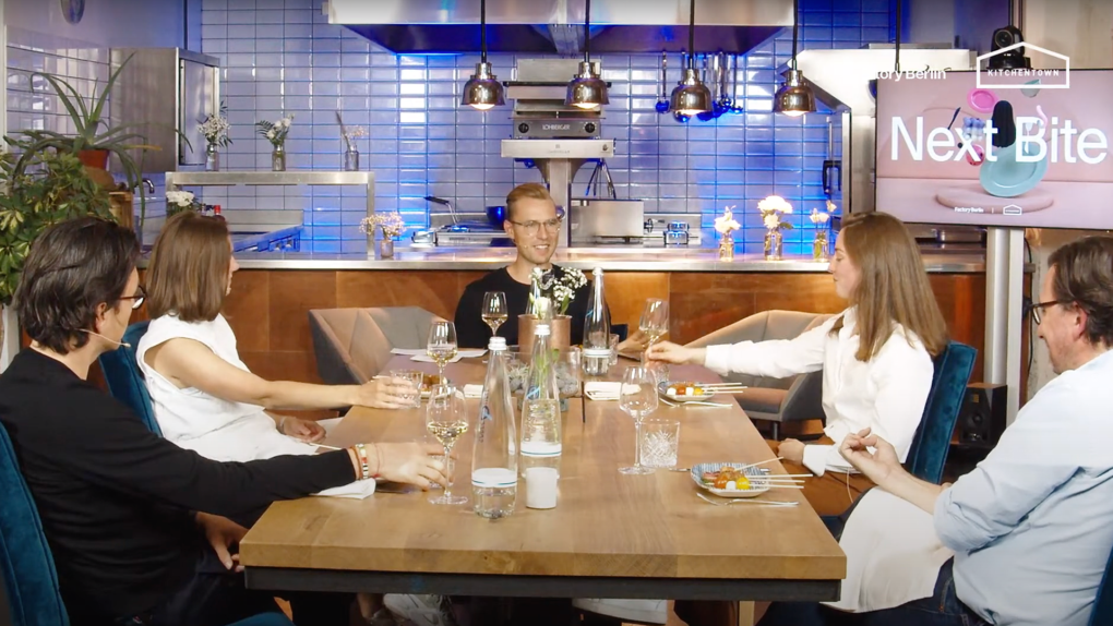 Next Bite Show: Future of Hospitality Panel