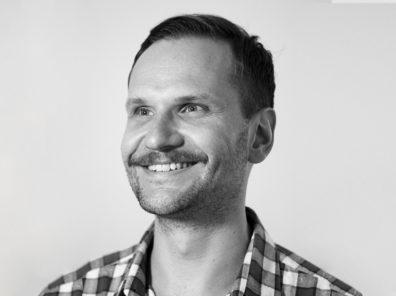 Innovation Driver: Perttu Ratilainen, Radbahn Headshot