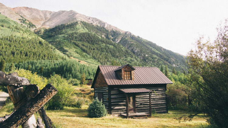The Staycation Collective has seen popularity increase for off-grid travel options.