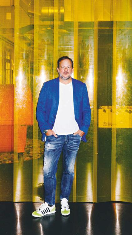 Business Punk Magazine: Udo Schloemer by Frederike Wetzels