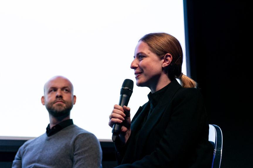 The Dark Side of Mobility: Panel 4, Tinia Mühlfenzl, TIER Mobility